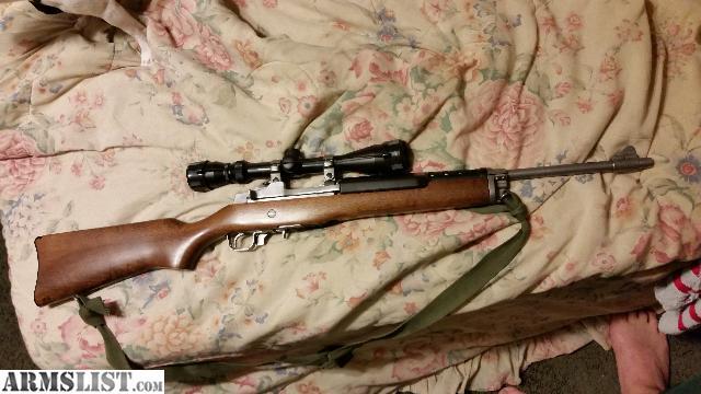 ruger 30 carbine serial number history