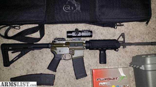ARMSLIST - For Sale: Colt m4 le6920 mpg-b 556