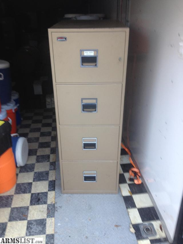 For Sale/Trade: Meilink Fireproof And Water Resistant File Cabinet / Safe