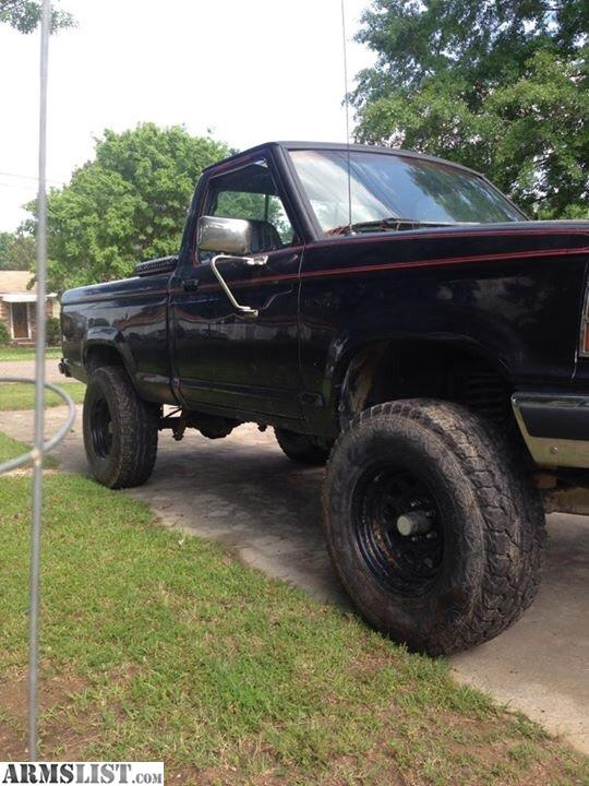 armslist for sale trade 1990 ford ranger 4x4. Black Bedroom Furniture Sets. Home Design Ideas