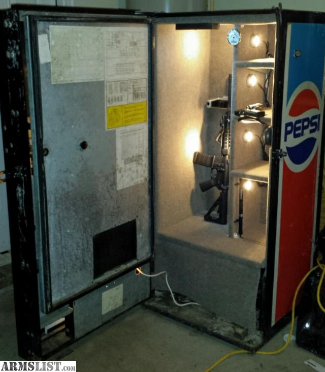 Armslist For Sale Trade Soda Machine Gun Safe Cabinet