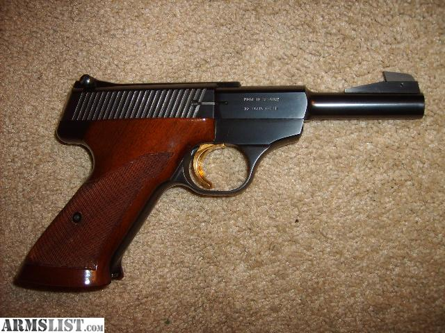 ARMSLIST For Sale Browning Challenger Belgium 1969