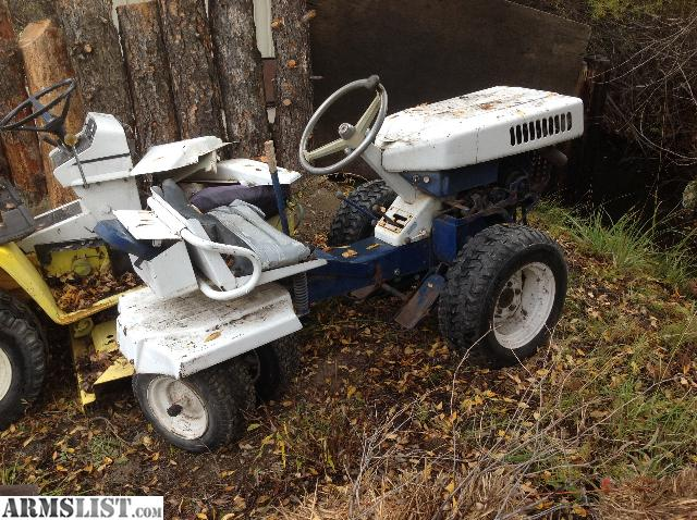 Armslist For Sale Trade Vintage Lawn Tractors
