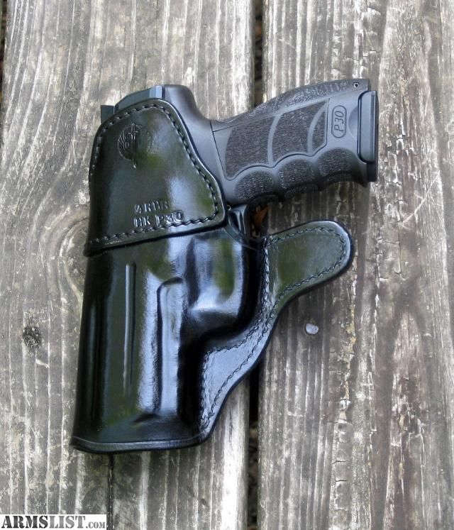 For Sale: Desbiens Reverse Cant #4 AIWB Holster