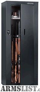 ARMSLIST - For Sale: SentrySafe Gun Cabinet