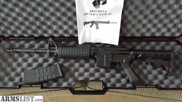 ARMSLIST - For Sale: Bear Creek Arsenal BCA-15 (AR) Rifle