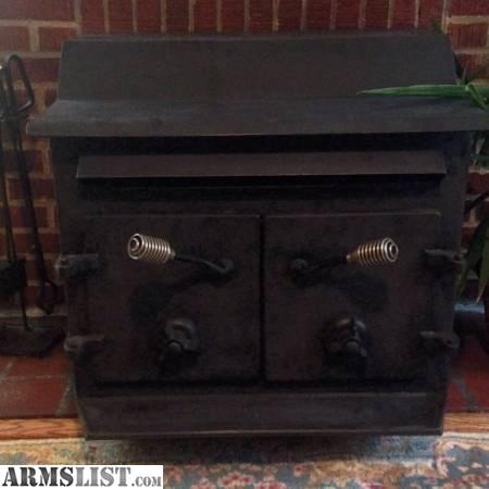 For sale is a used but well taken care of Fisher style wood stove. It is  steel which is more efficient for heating than cast iron, with vented cast  iron ... - ARMSLIST - For Sale/Trade: Fisher Wood Stove