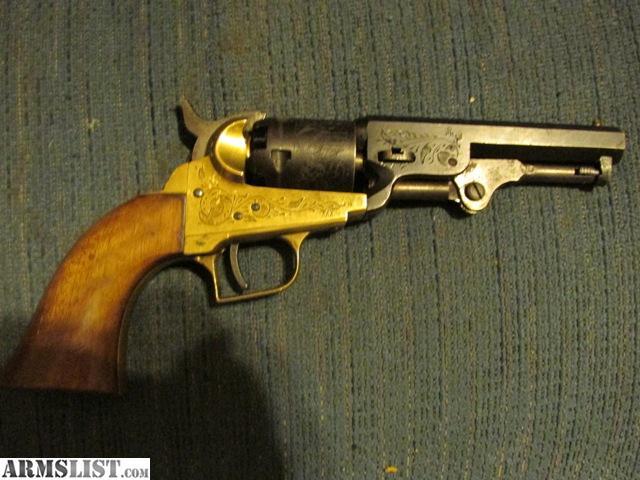 32 Cal Black Powder Pistols – Billy Knight