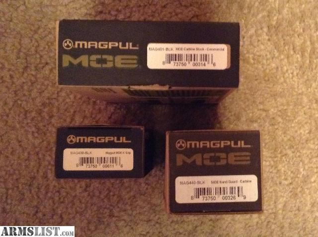 Armslist For Sale Ar 15 Magpul Moe Furniture Set