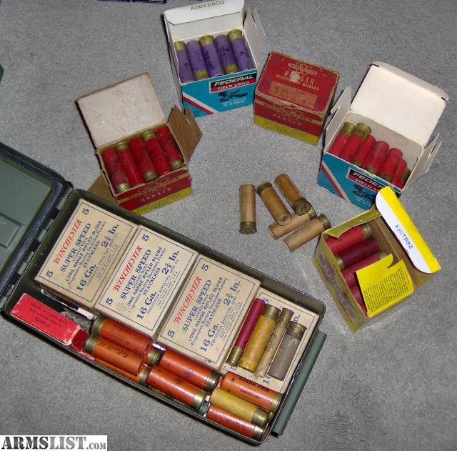 paper shotgun shells for sale Gold medal paper-hulled shotgun shells deliver outstanding performance on the trap field along with the nostalgic feeling associated with paper shells.