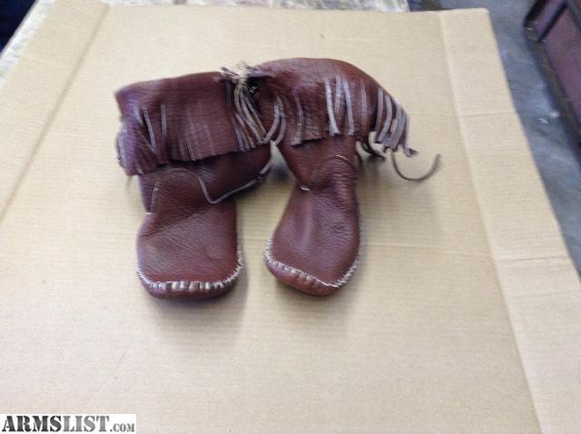 handmade moccasins for sale armslist for sale handmade leather moccasins 615