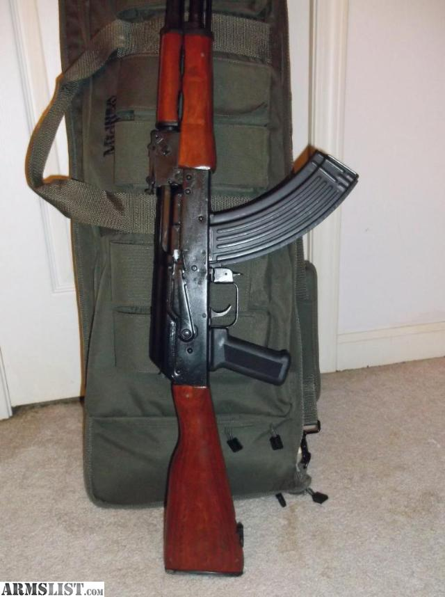 Armslist for sale sold ak 47 mags ammo nice wood furniture Ak 47 wooden furniture