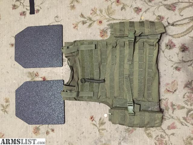 OD green plate carrier with 2 level 3 stand alone steel plates. Made by AR500 shooters cut 10x12 not even a year old either way there steel & ARMSLIST - For Sale/Trade: OD green plate carrier w/ Level 3 stand ...