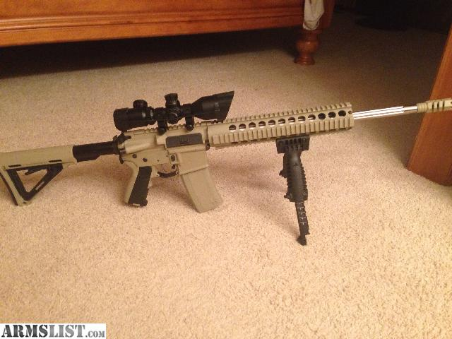 Armslist For Sale Trade 18 Quot Tan Ar 15 New Unfired