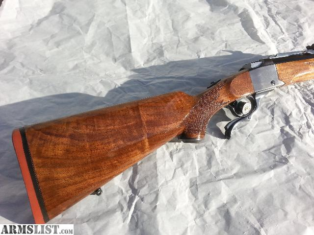 For Sale: Ruger No. 1 In 375 H&H Magnum