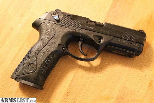 armslist for sale beretta px4 storm full size 9mm