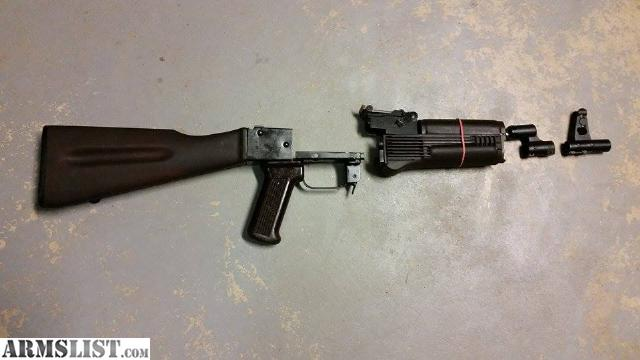 Superbe These Are Excellent Choices For A Build For Either A 7.62 Akm Or 5.45  Caliber. The Furniture Is From A 1988 IZHMASH (Russian) Ak74 Which Was  De Milled And ...