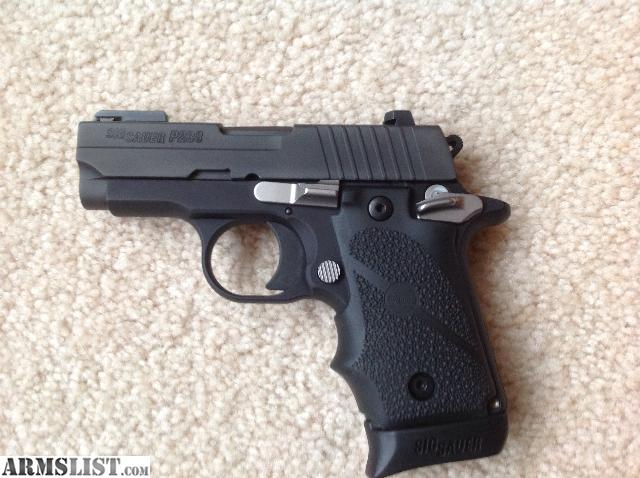 ARMSLIST - For Sale: Sig Sauer P238 Sport w/extended ...