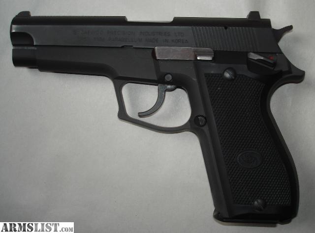 ARMSLIST - For Sale: Daewoo DP-51 KOREAN 9mm LUGER-