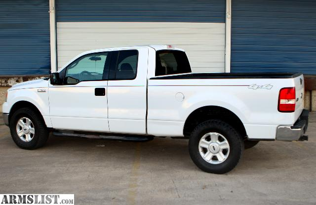 ARMSLIST For Sale 2004 Ford F 150 4x4 xlt