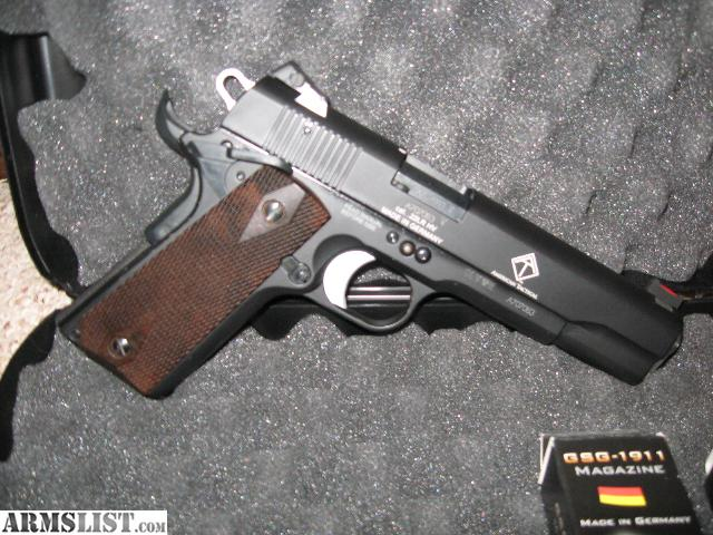 Armslist For Sale Ati Gsg Hsa M1911 22lr W Wood Grips