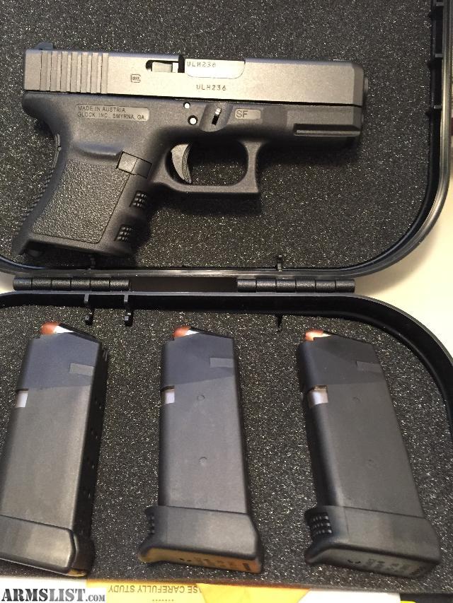 Glock 30sf owners Manual