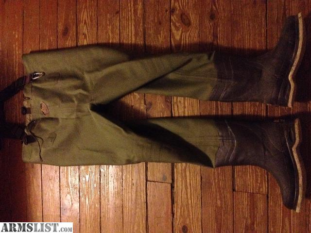 Armslist for sale pro line fly fishing chest waders size 12 for Fly fishing waders sale