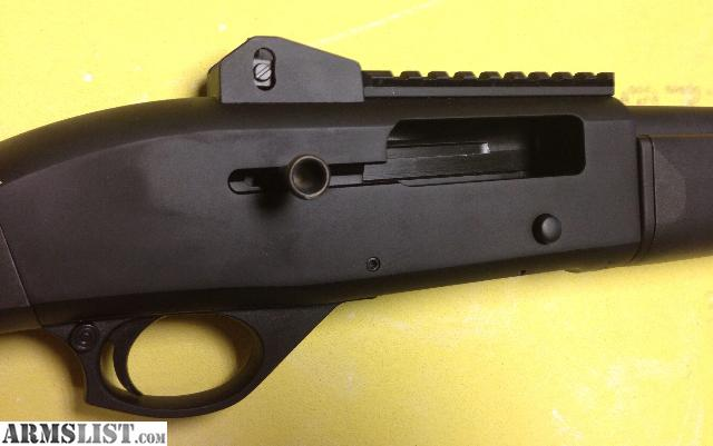 ARMSLIST - For Sale: Mossberg SA-20 semi auto tactical ...