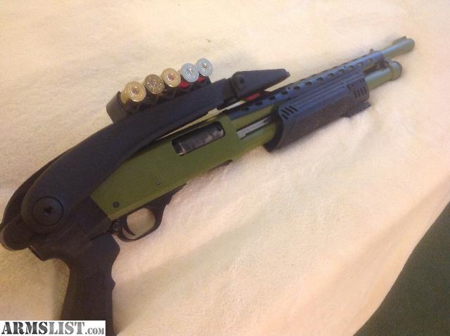 ARMSLIST - For Sale/Trade: Tactical/ Home Defense Shotgun