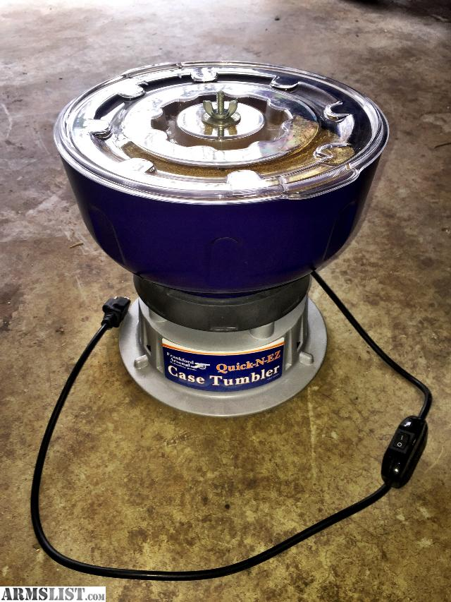 frankford arsenal rotary tumbler manual