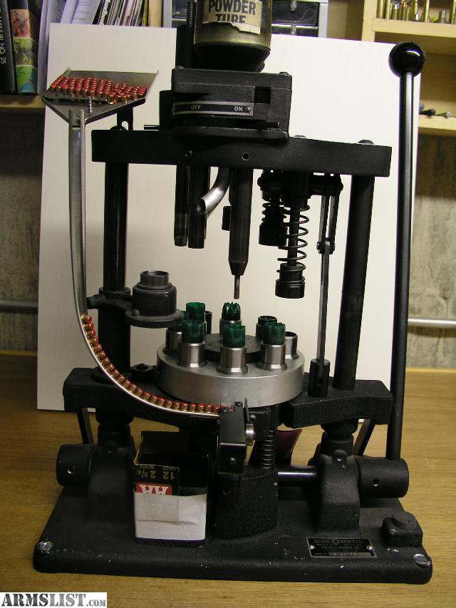 reloading machine for sale