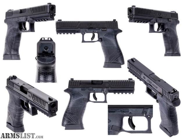 ARMSLIST - For Sale: Diamondback DB9-FS (9mm) Black / Full Size ...