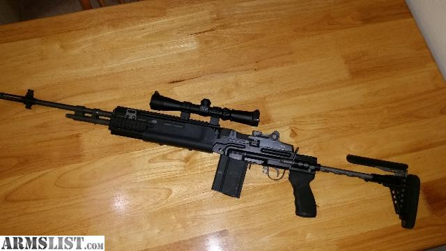 ARMSLIST - For Sale: M14