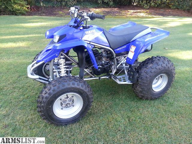 armslist for sale trade 2006 yamaha blaster