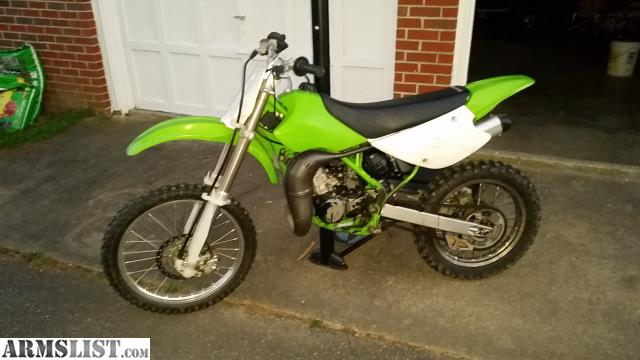 ARMSLIST - For Sale/Trade: Kawasaki kx100 2stroke dirt bike