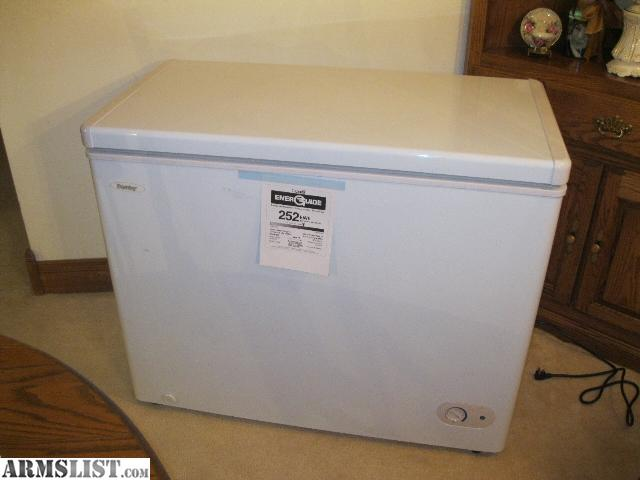 new freezer never used chest type leave message with name and number thanks may trade for guns - Chest Freezers On Sale