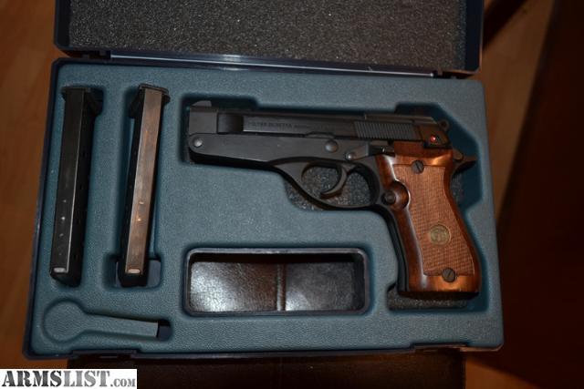 Beretta 86 Tip 9mm Short 380 For Sale – Wonderful Image Gallery