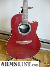 OVATION CELEBRITY SERIES acoustic guitars
