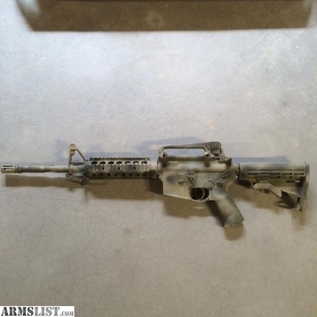 Highlands Ranch Shooting Range: For Sale: BCM Standard M4 (SOCOM) Carbine