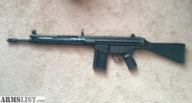 Cetme G3 For Sale: For Sale: Century Arms 308 CETME Battle Rifle