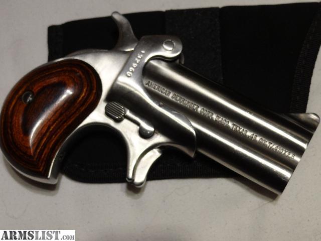 Double barrel derringer for sale
