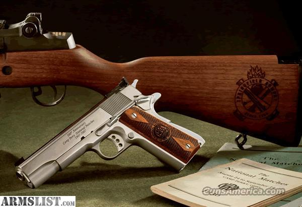 ARMSLIST - For Sale: NRA Camp Perry 100th Anniversary ...
