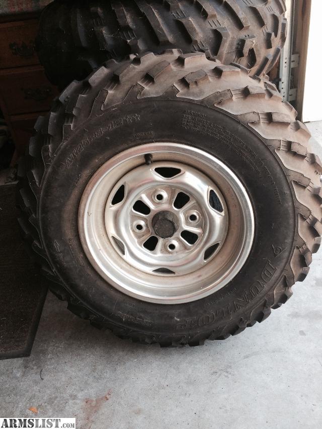 armslist for sale yamaha atv tires