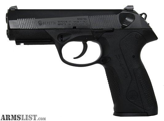 armslist for sale trade beretta px 4 storm l n i b 9mm. Black Bedroom Furniture Sets. Home Design Ideas