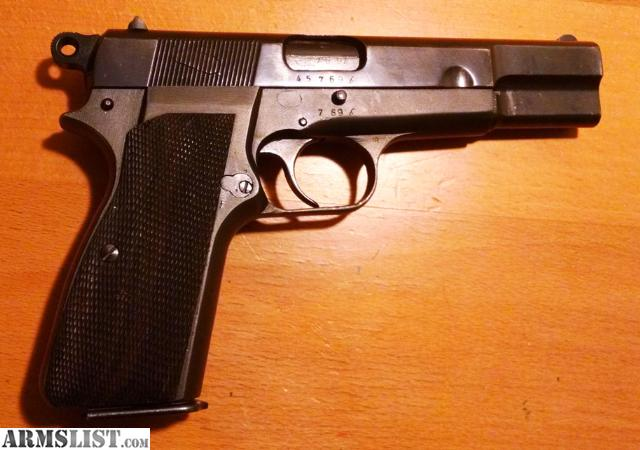 Browning Hi power serial number HELP | Page 2 | The High Road