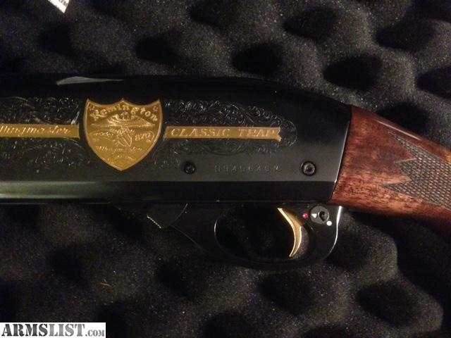 ARMSLIST - For Sale: ALMOST NEW Remington Wingmaster 870 ...