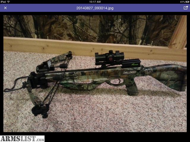 Armslist For Sale Parker Challenger Crossbow