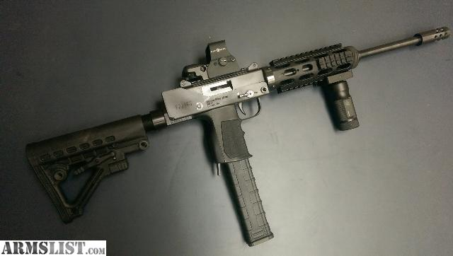 Masterpiece Arms 9mm Rifle For Sale