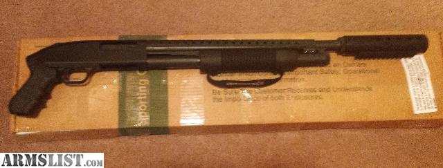 Pa Sales Tax >> ARMSLIST - For Sale: NEW MOSSBERG 500 ROLLING THUNDER 12 GA PISTOL GRIP PUMP SHOTGUN/$30 SHIP