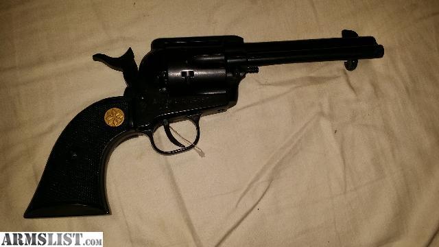 Chiappa saa 1873-22 single action .22 caliber revolver